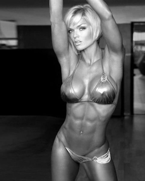 Голые фитнес модели фото72