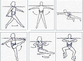 Фитнес тренировка аэробика