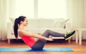 шейпинг комплекс упражнений