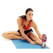 Поколенные сухожилия - стретчинг