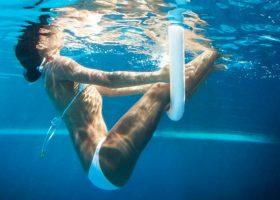 Миниаютюра для аквааэробики
