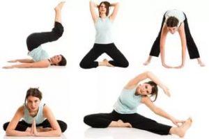 калланетика для похудения упражнения