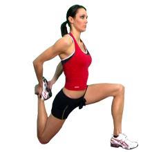 Квадратная поперечная мышцы - стретчинг