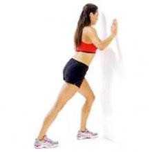 Стретчинг икроножной мышцы