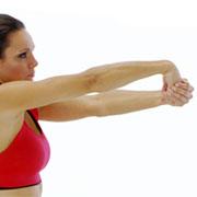 Упражнения на растяжку рук