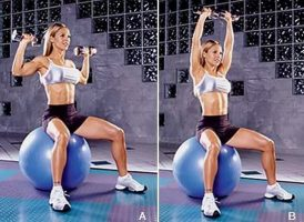 Плечевые упражнения