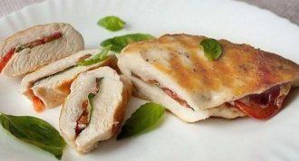 рецепты диетических блюд для похудения из курицы