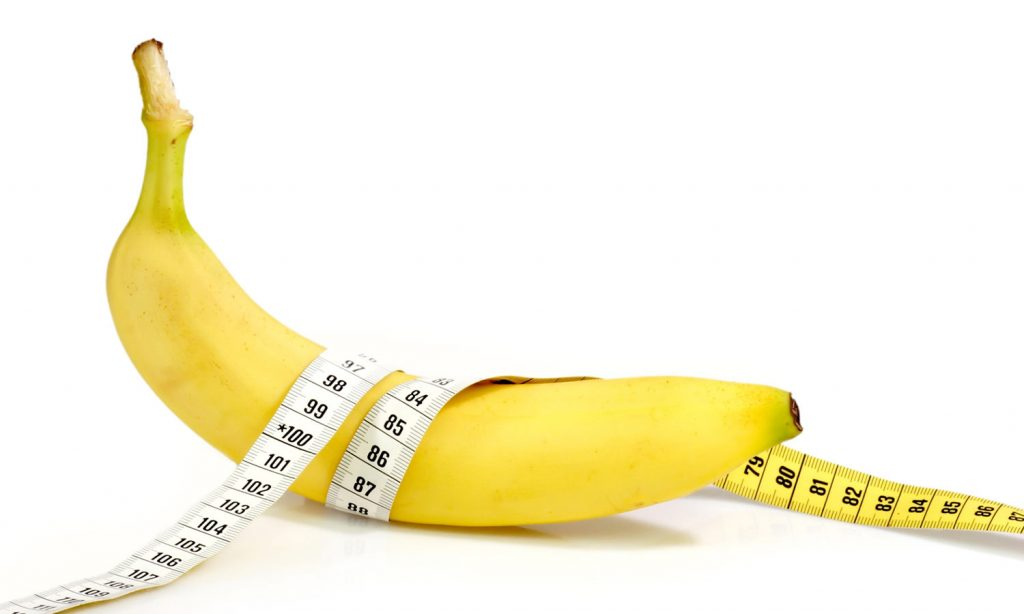 Банан и спорт