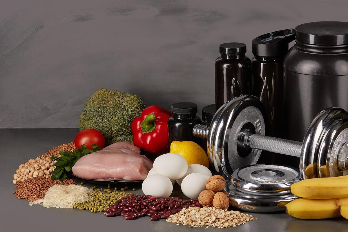 Перечень основных продуктов для роста мышц на месяц