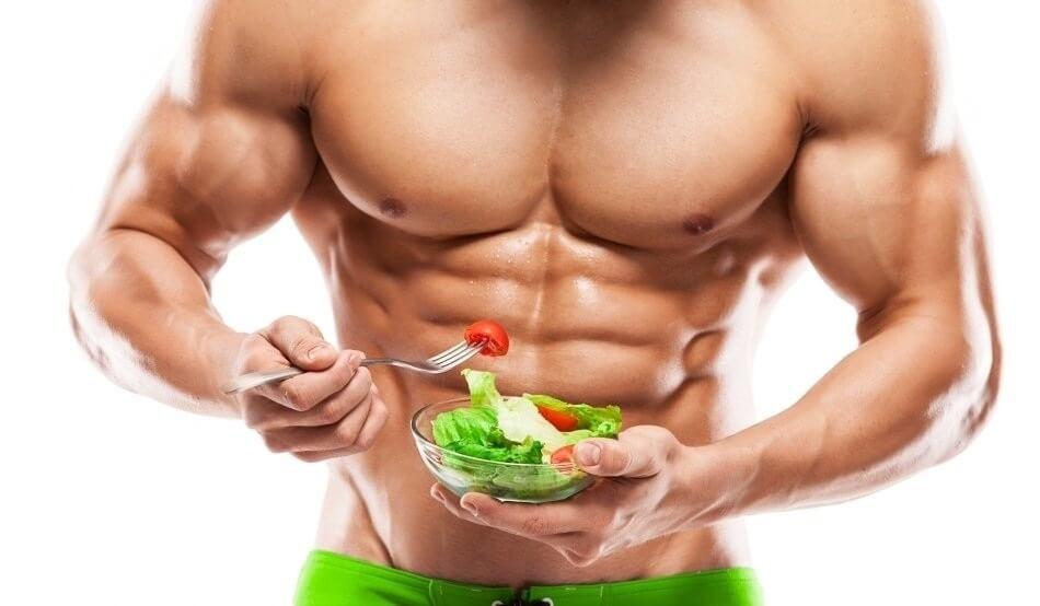 Меню для роста мышечной массы