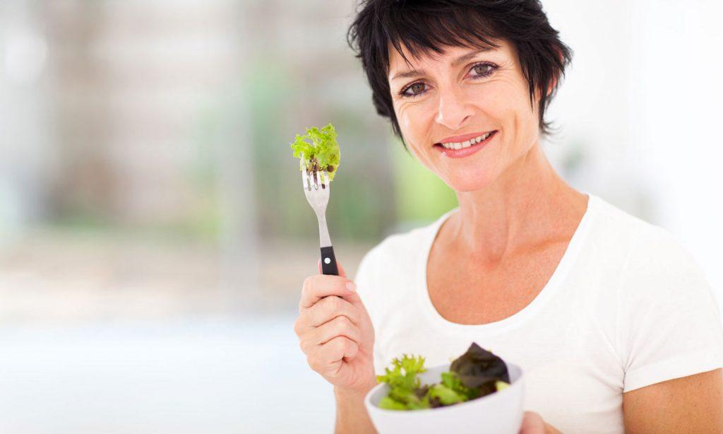 Похудение в зрелом возрасте фото