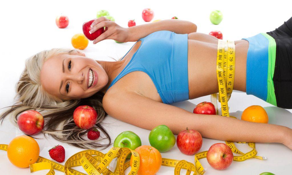 Бодрость после диеты