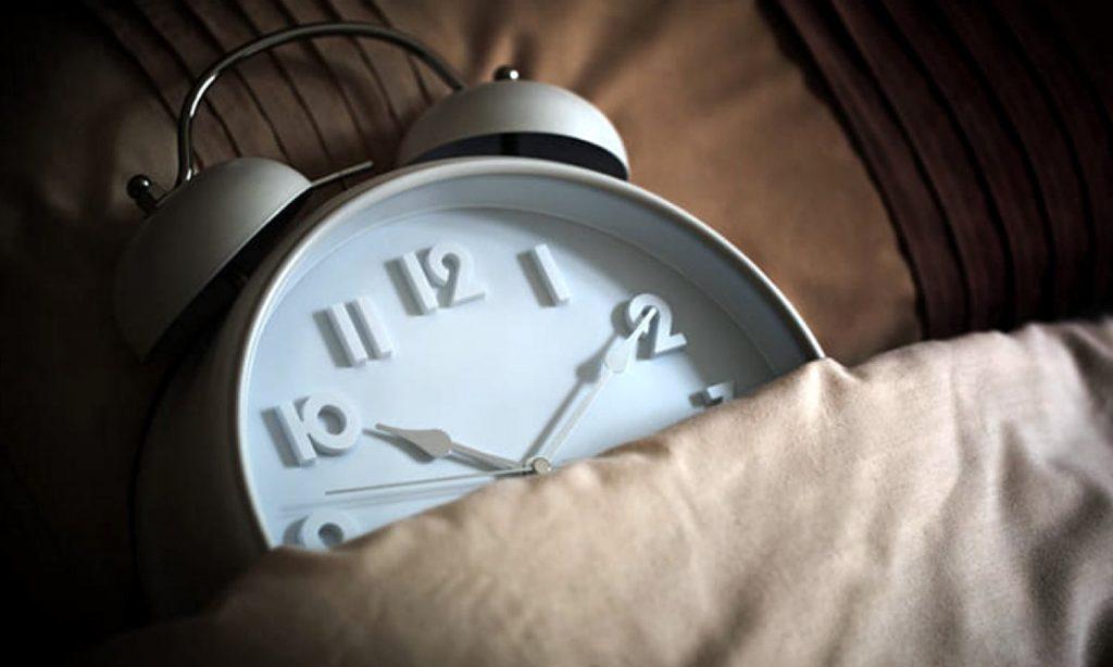 Сон в десять вечера