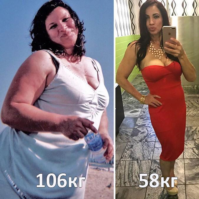 Истории похудения видео передачи