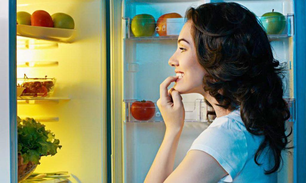 Отказ от еды перед сном