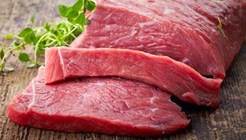 Красное мясо говядины