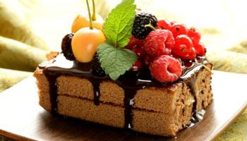 Сладости (кроме горького шоколада)